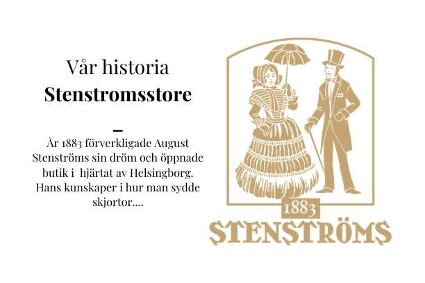 Stenstromnsstore historia