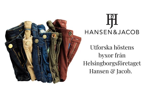 Höstsäsong 2019 - Hansen & Jacob