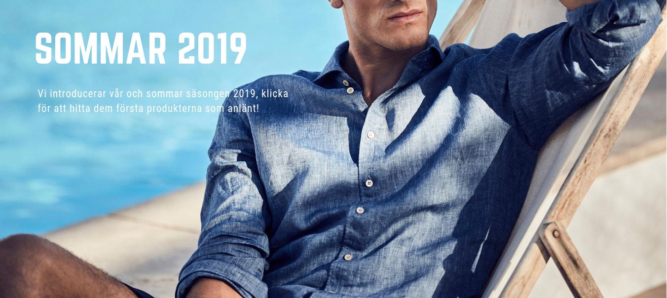 Vår Sommar skjorta 2019